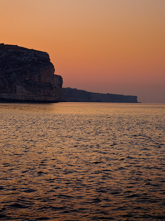 Dingli-Cliffs-Malta-Sunset
