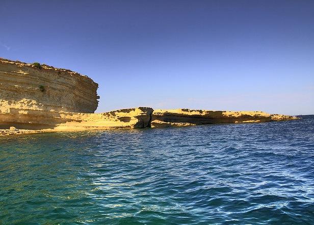 St Peter's Pool Malta
