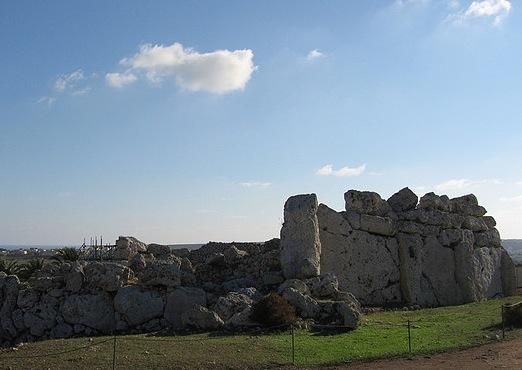 The Ggantija Temples, Malta
