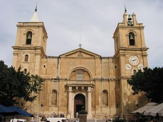 valletta church