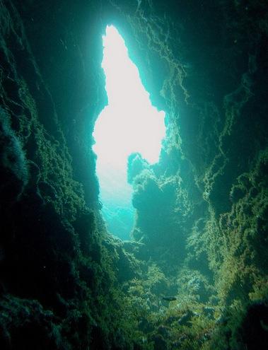 Blue Hole Malta