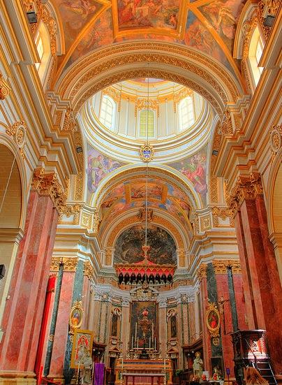 Cathedral Mdina