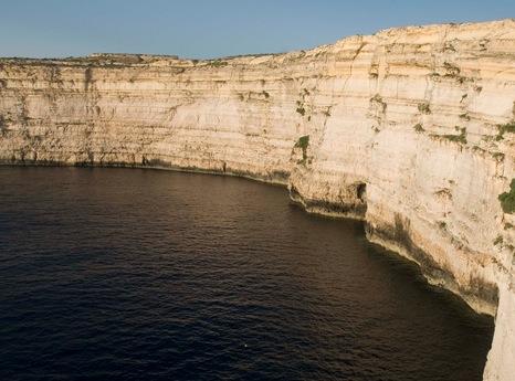 Climbing in Malta