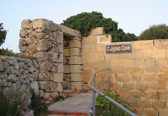 Malta, Calypso Cave