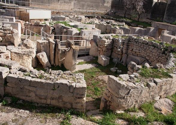 Malta, Tarxien Temples