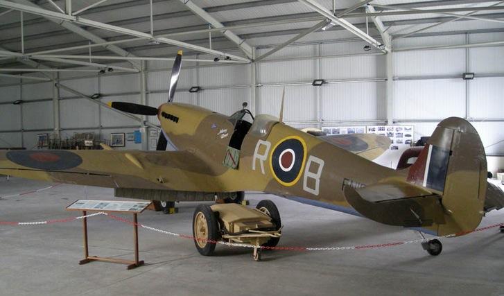 Aviation Museum Malta