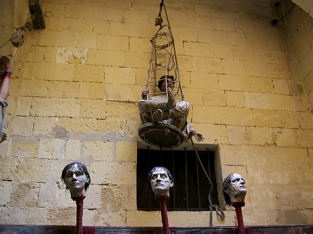 The Mdina Dungeons