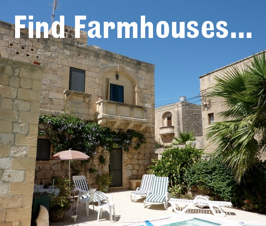 Malta Farmhouses